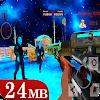 Contre-Terroriste Frappe-Sniper Gun Shooter