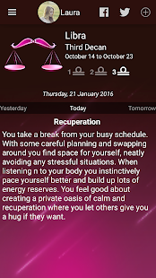 Women Horoscope- screenshot thumbnail