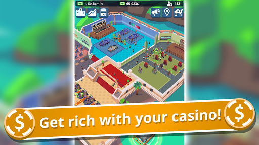 Idle Casino Manager - Business Tycoon Simulator 2.1.2 screenshots 18
