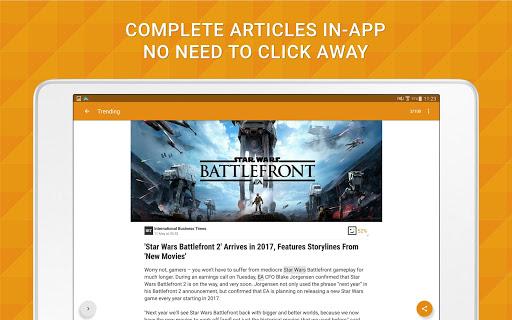 Appy Gamer – Games news screenshot 7