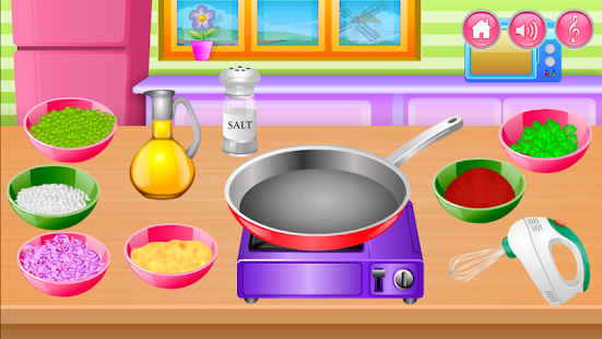 Cooking in the Kitchen - náhled