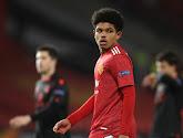 Le jeune Shola Shoretire a battu un record de précocité avec Manchester United