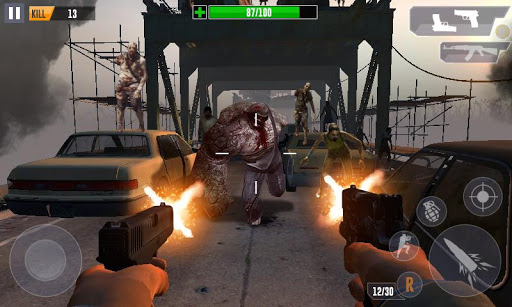 Dead Zombie Hunting Survive the Killing Apocalypse 1.05 screenshots 1