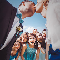 Wedding photographer Pavel Sanko (PavelS). Photo of 07.08.2014