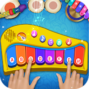 Baby Piano - Nursery Rhymes & Musical Instruments