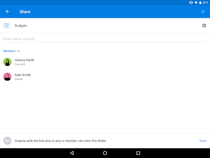 Dropbox for PC-Windows 7,8,10 and Mac apk screenshot 16