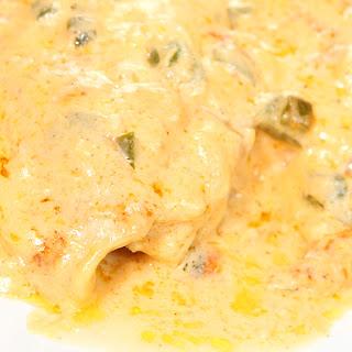 Jalapeño Cheddar Chicken.