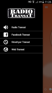 Radio Transat- screenshot thumbnail