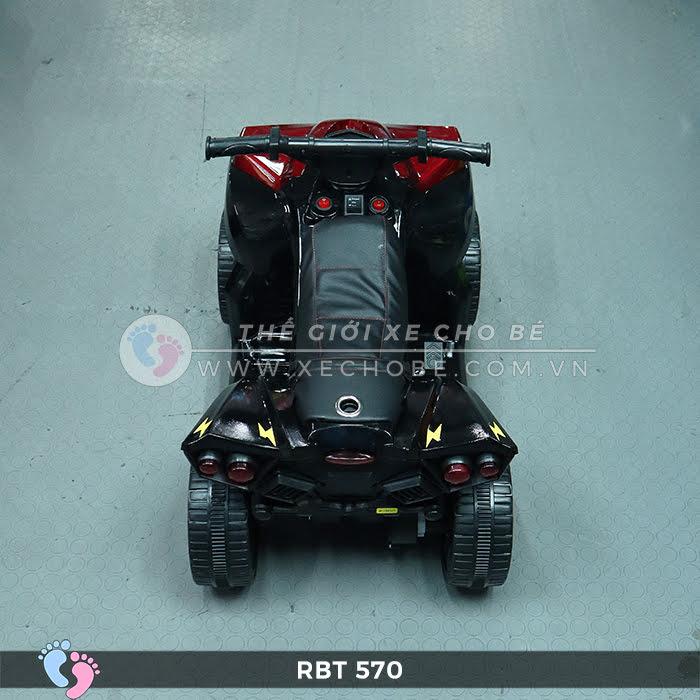 Mô tô điện trẻ em 4 bánh RBT-570 7