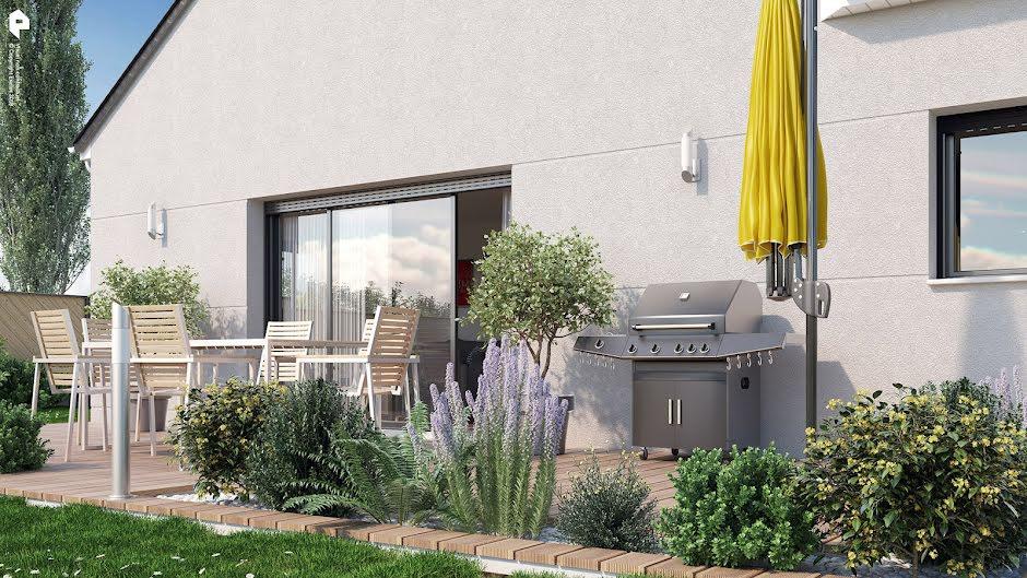 Vente maison 5 pièces 120 m² à Nouzilly (37380), 220 091 €