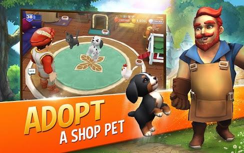 Shop Titans Mod Apk – Epic Idle Crafter, Build & Trade RPG 1
