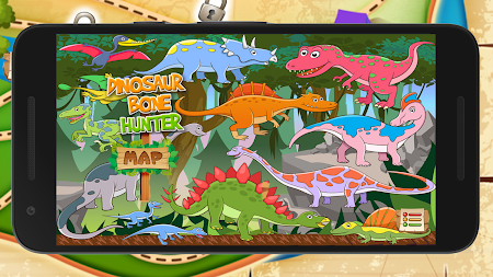 Dinosaur Bones Hunter APK screenshot thumbnail 1