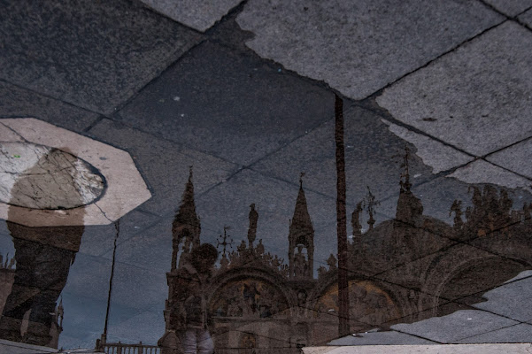 Venezia da terra... di Gian Piero Bacchetta