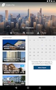Orbitz - Flights, Hotels, Cars- screenshot thumbnail