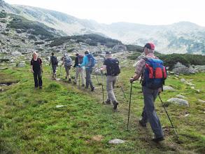 Photo: Сусрет са бугарским планинарима