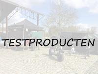 The Shelter Activiteiten Testproducten