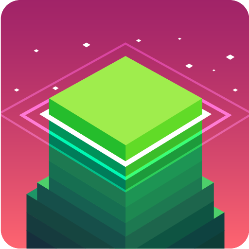 Stack Blocks - Music Games, Color Block Switch Icon