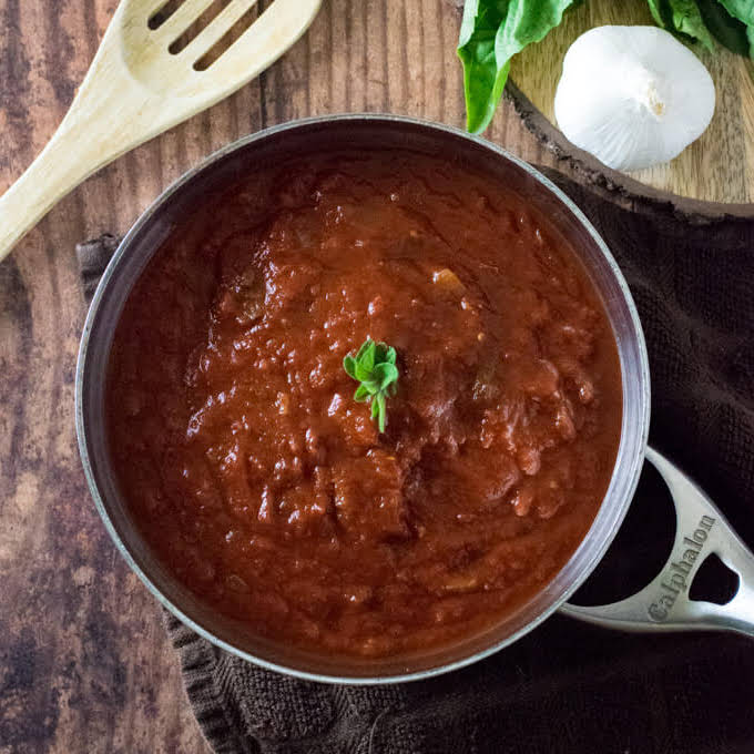 10 Best Pasta Sauce without Cheese Recipes