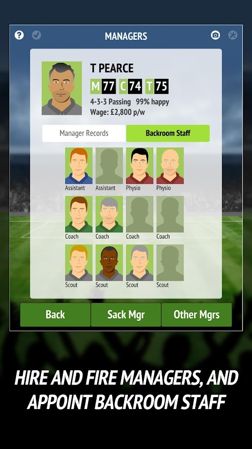 Football Chairman Pro - Build a Soccer Empire- screenshot