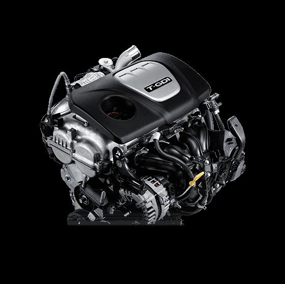động cơ tucson turbo