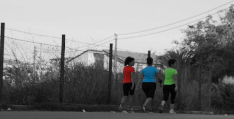 Sport a colori di Elisabetta Di Franco