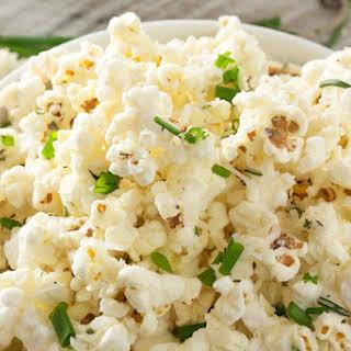 Easy Gourmet Popcorn.