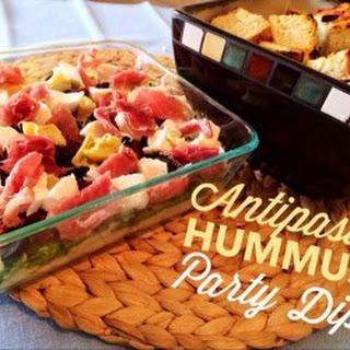 Antipasto Hummus Dip
