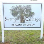 Logo of Swamp Cabbage Brown