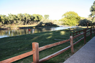 Photo: The Soaring Eagle Lodge sits right on the banks of the San Juan River