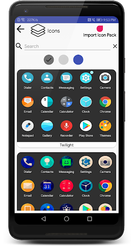 Themes Manager for Huawei / Honor / EMUI app (apk) free download for