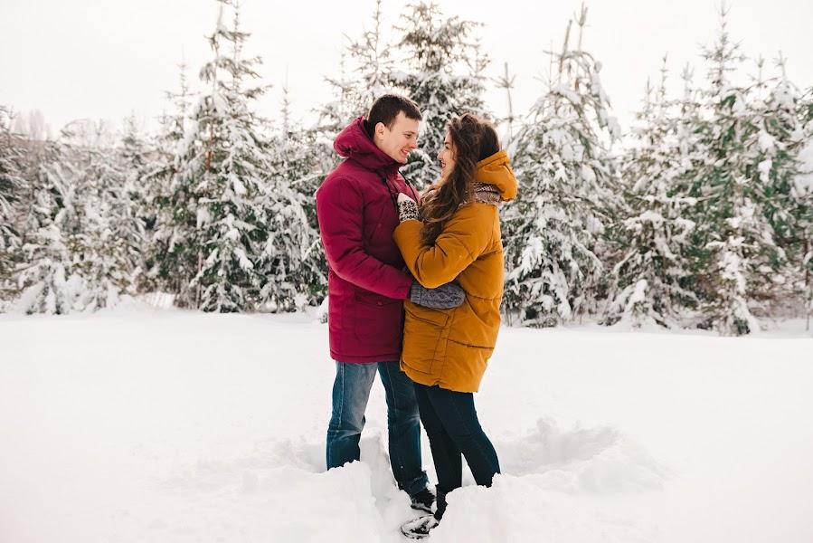 Fotografer pernikahan Yuliya Krasovskaya (krasovska). Foto tanggal 31.01.2018