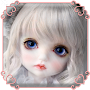 Doll Theme: Fashion & cute girly wallpapers HD APK icon
