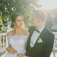 Wedding photographer Anastasiya Guseva (nastaguseva). Photo of 16.10.2017