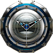 MENTALIST Analog Clock Widget