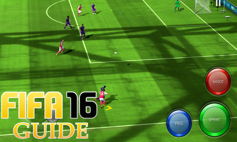 android Leitfaden FIFA 16 GamePlay Screenshot 8