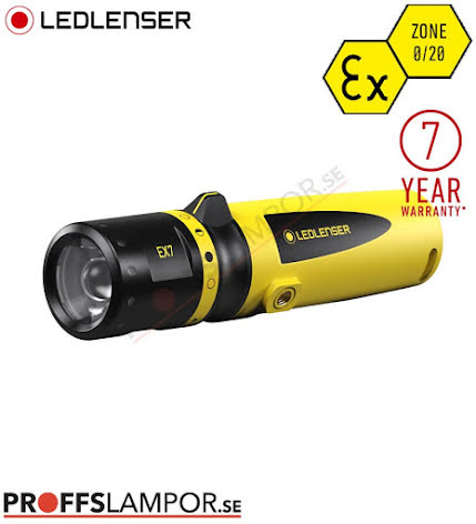 Ficklampa Ledlenser EX7