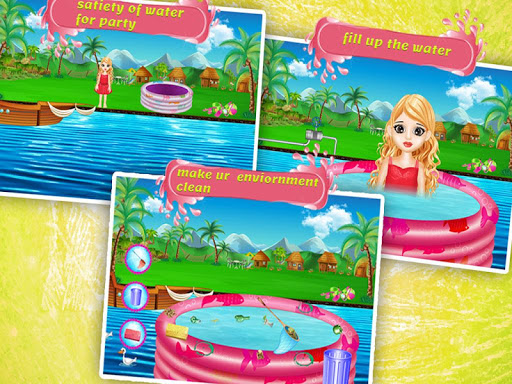 Kids Swimming Pool Park  screenshots 3