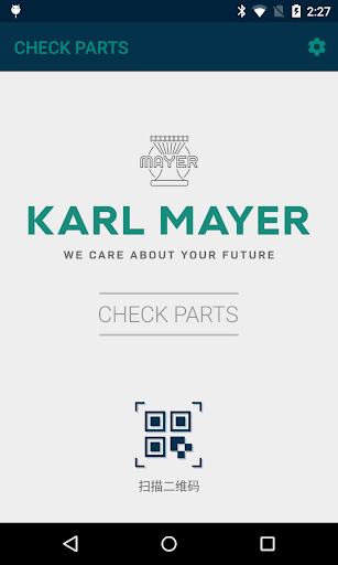 KARL MAYER CHECK PARTS