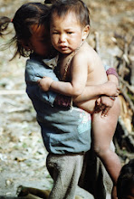 Photo: Kinderen onderweg.