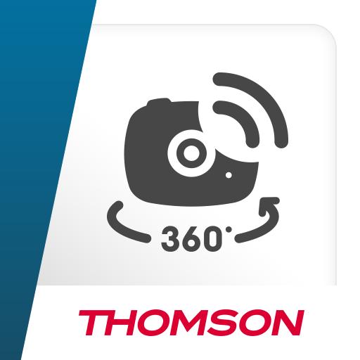 VR 360 Camera - Thomson Icon