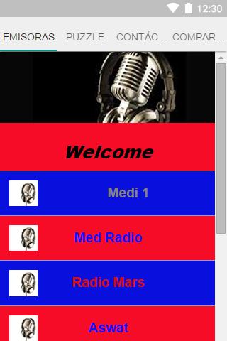 **Marruecos Radio y Emisoras**