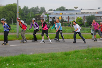 Photo: 2014-05-21 3e Haarlem Night Skate in Velsen
