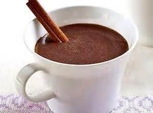 Cinnamon-spiced Hot Chocolate