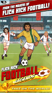 Flick Kick Football Legends Screenshot