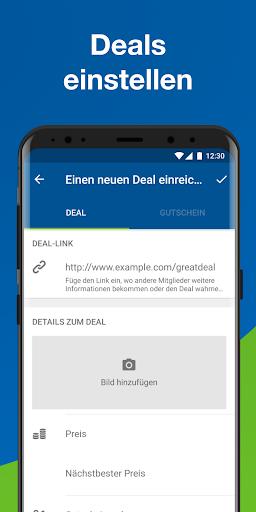 mydealz u2013 Gutscheine, Schnu00e4ppchen, Angebote, Sale 5.26.11 screenshots 5