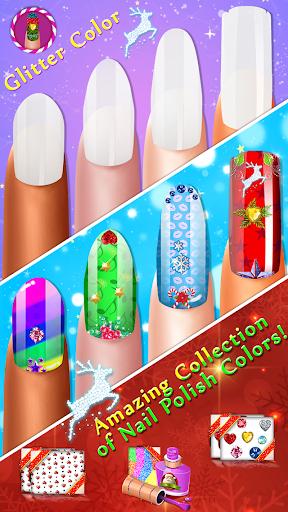 Christmas Nail Salon 1.0.1 screenshots 1
