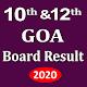 Goa Board Result 2020,10th&12th Board Result 2020 APK