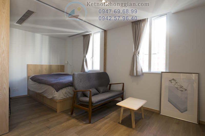 thiết kế căn hộ nhỏ đòi hỏi kiến trúc sư nhiều kinh nghiệm