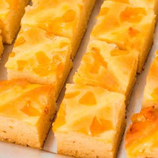 Peach Cheesecake Bars Recipes