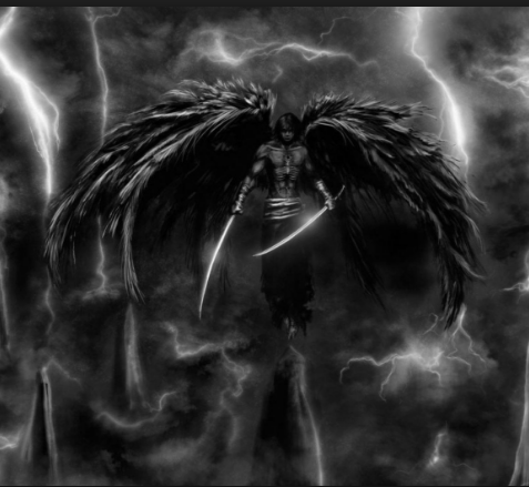 ... Dark Angel Wallpaper screenshot 5